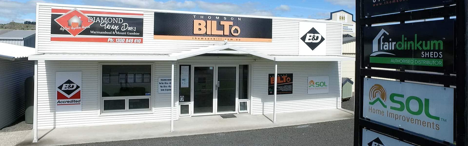 Thomson Bilt Office